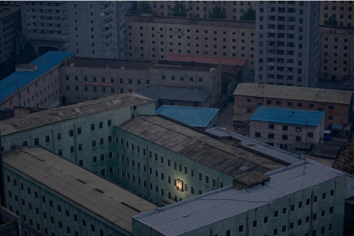 "© Damir Sagolj, Reuters, ""North Korea"", Pyongyang, North Korea, 5 October 2011, World Press Photo 2012, 1st prize Daily Life Singles"