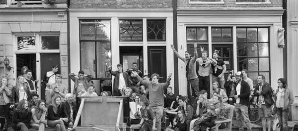 Leo van der Noort , Amsterdam, fototentoonstelling Stadsarchief Amsterdam