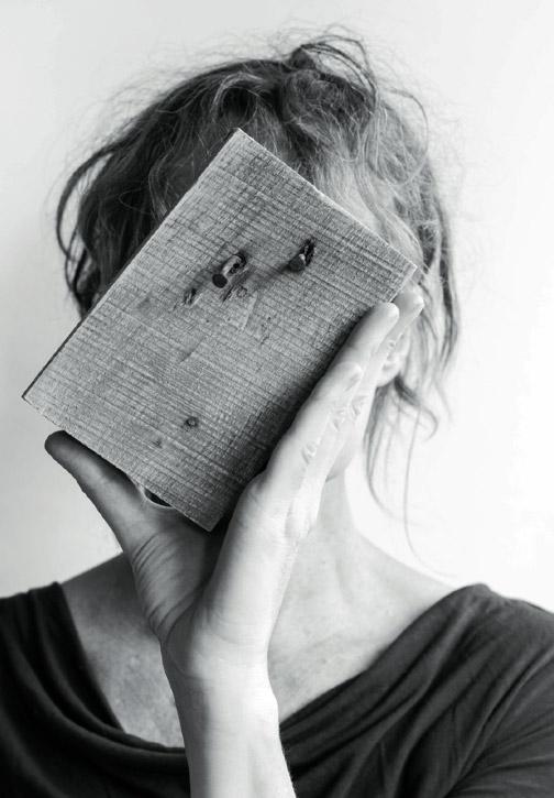 Andea Voigt boekpresentatie Baudelaire